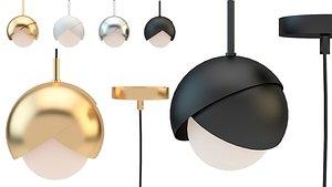 lampatron gera chandelie 3D model