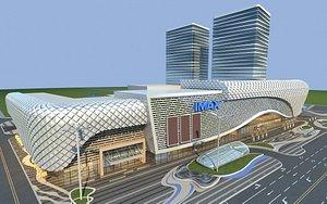 3D Plaza Complex