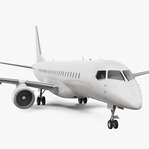 regional jet model