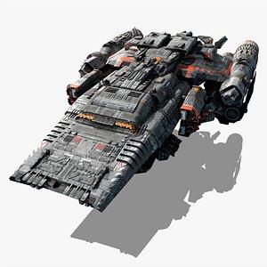 ARGOS - Starship 3D