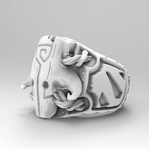 dota 2 ring 3D