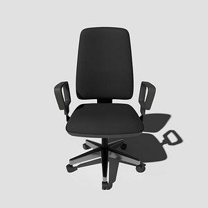 chair office 3D