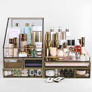 beauty salons 3D model
