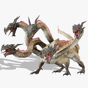 Hydra 3D model