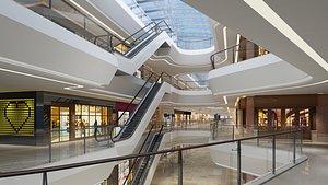 Shopping Mall 11 3D model