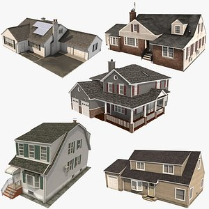 New York House Collections 3D model