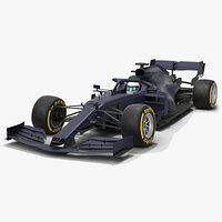 Grey Cat F1 GC16B 2021 Formula 1(1)