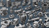 Hard Surface Industrial Kitbash Volume 2
