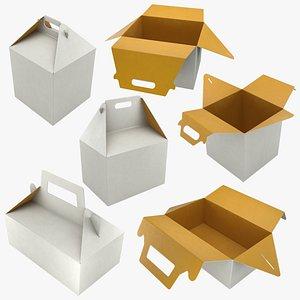 Food Box Set model