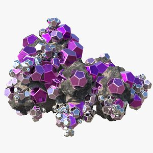 crystal purple model