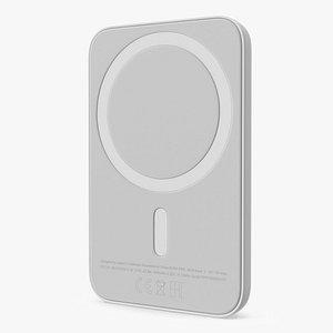 3D Apple MagSafe Battery Pack