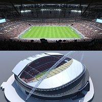 Soccer Stadium WL