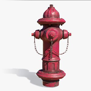 Fire Hydrant1 3D model
