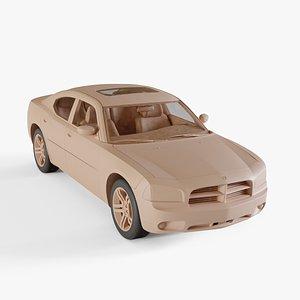 2006 Dodge Charger 3D model