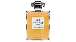 Parfum Coco Chanel N5 3D model