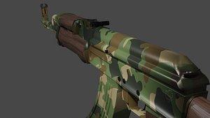 AK47 3D