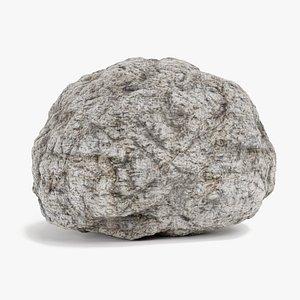 rock stone landscape 3D model