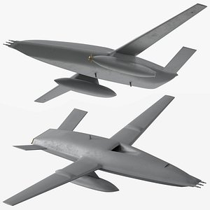 Aerial Refueling Drone Flight model