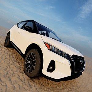 3D 3D Nissan Kicks SR US-spec 2022
