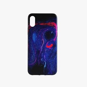 iPhone XS Case 8 3D