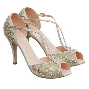 emmy london shoes 3D model