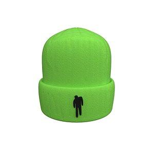 eilish cap 3D model