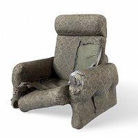 armchair breaking