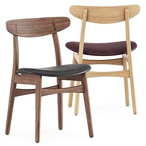 3D model ch30p chair