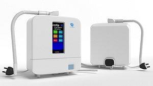 water cleaning machine kangen 3D