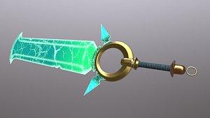 3D sword magic