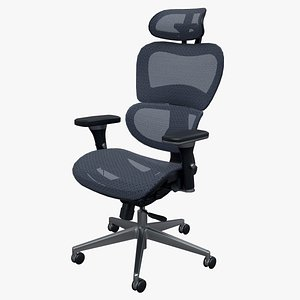 chair ergonomic ergo 3D