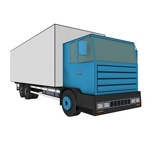 truck box model