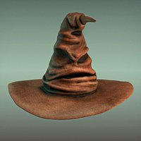 Harry potter hat - sorting hat