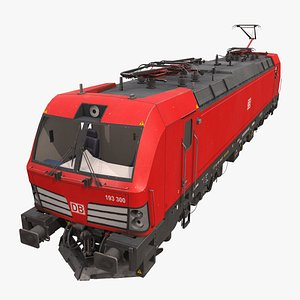 DB Cargo Vectron 3D
