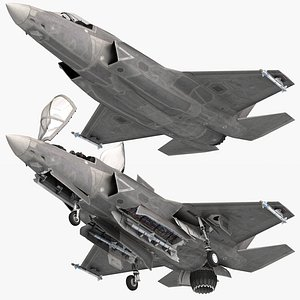 3D f-35 model
