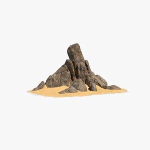 3D model Rock V26
