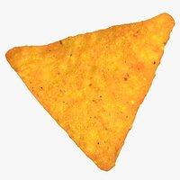 Tortilla Cheese Cracker 01