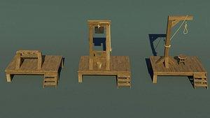 medieval machines 3D