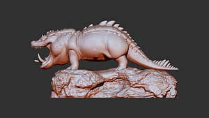 Chimera 3d print model 3D model