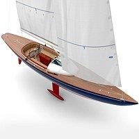 Leonardo yacht Eagle 44 BLUE RED WHITE