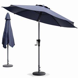 3D PARAS Umbrella model