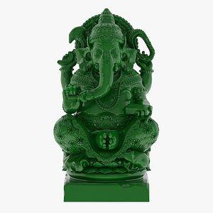 3D model Ganesha Statue 3D Print