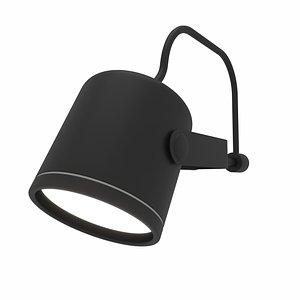 3D model Spot Lamp