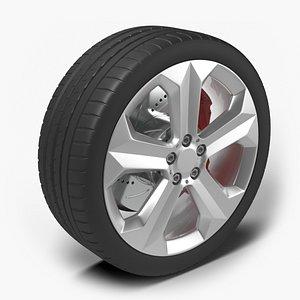 Wheel 3D