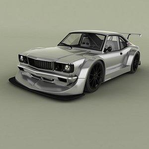 mazda rx3 racing model