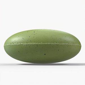3D model pbr soap aromatic