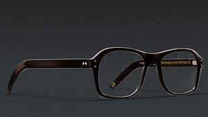 3D kingsman glasses eyeglasses