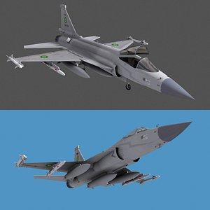 3D JF-17 ThunderN model