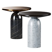 Martini Side Tables By CB2