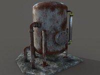 Oil tank